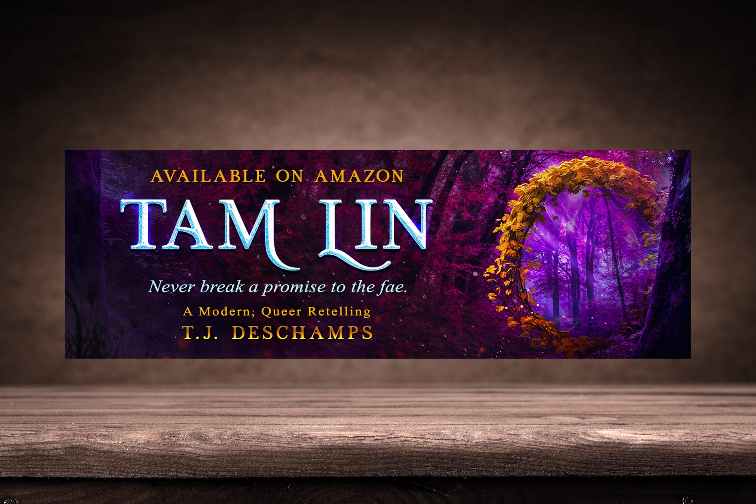 Tam Lin: A Modern, Queer Retelling (Excerpt)
