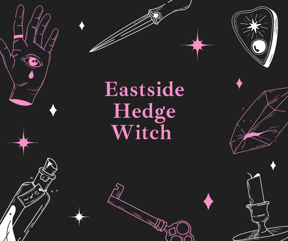 WIP Progress: Update on Eastside Hedge Witch
