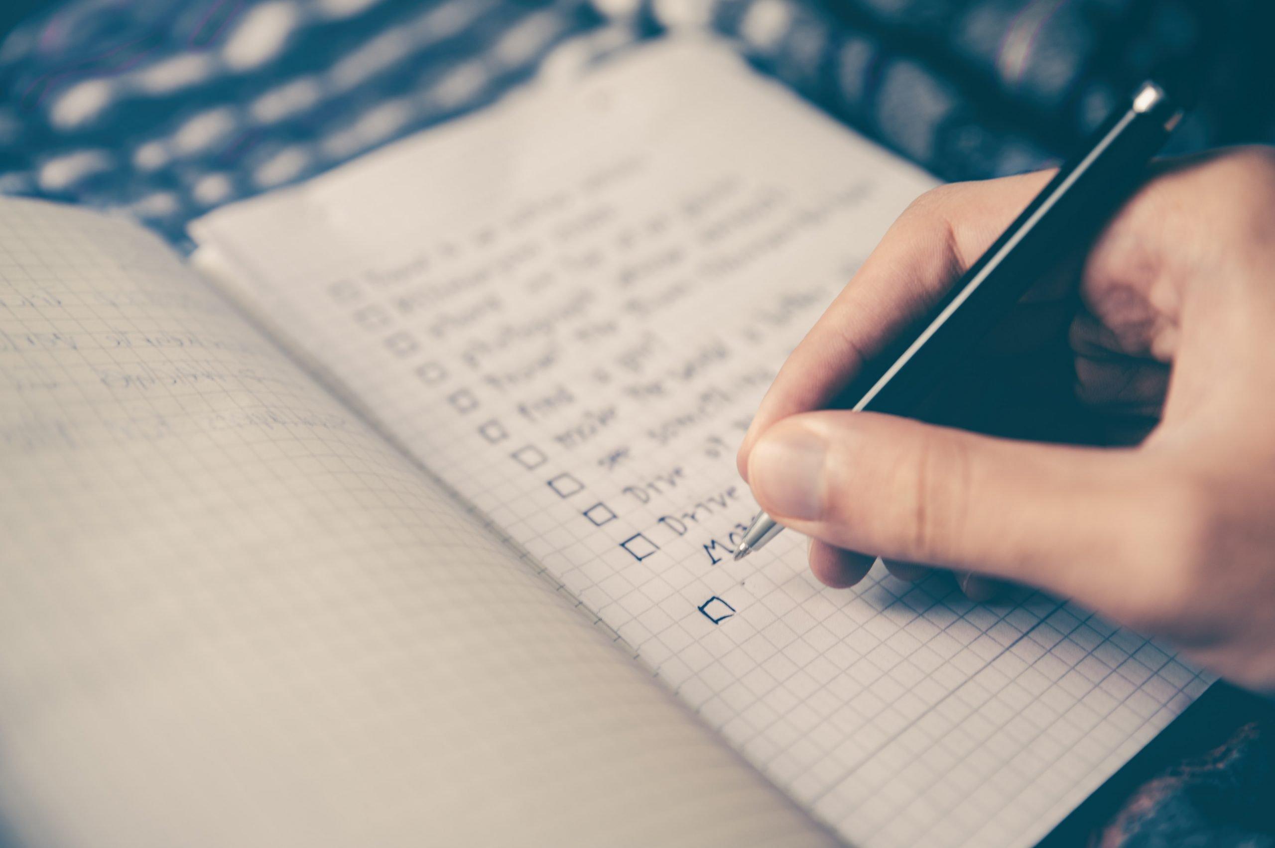 Preptober: Preparing for National Novel Writing Month