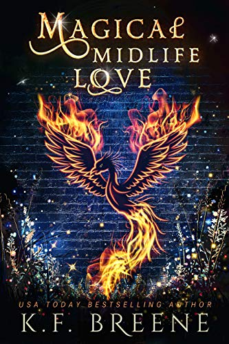 Review: Magical Midlife Love: A Paranormal Women's Fiction Novel (Leveling Up Book 4) by K.F. Breene