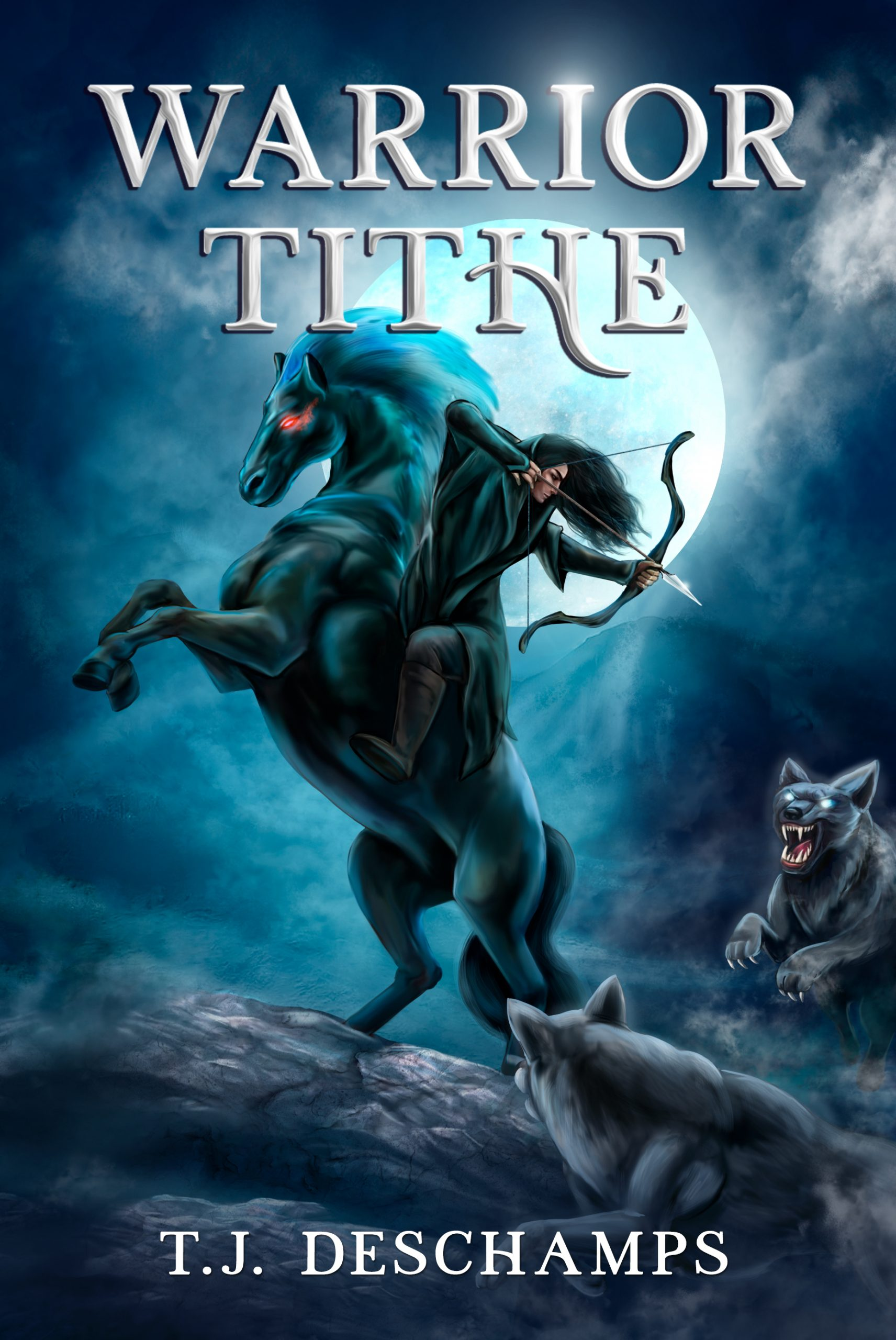 Release Day: Warrior Tithe