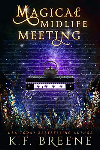 Book Review: Magical Midlife Meeting by K.F. Breene