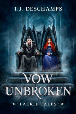 Cover art for Vow Unbroken