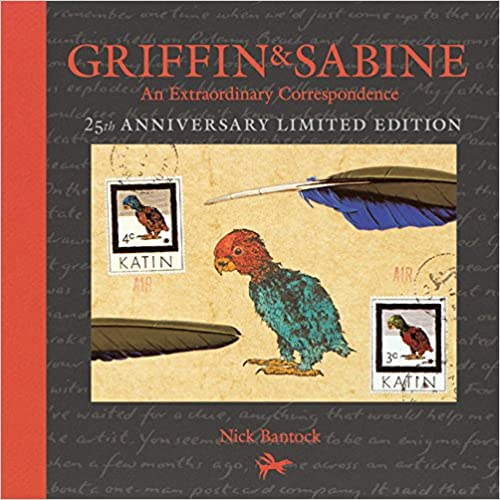Book Review: Griffin and Sabine: An Extraordinary Correspondence By Nick Bantock