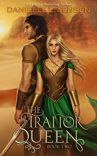 Book Review: The Traitor Queen by Danielle L. Jensen