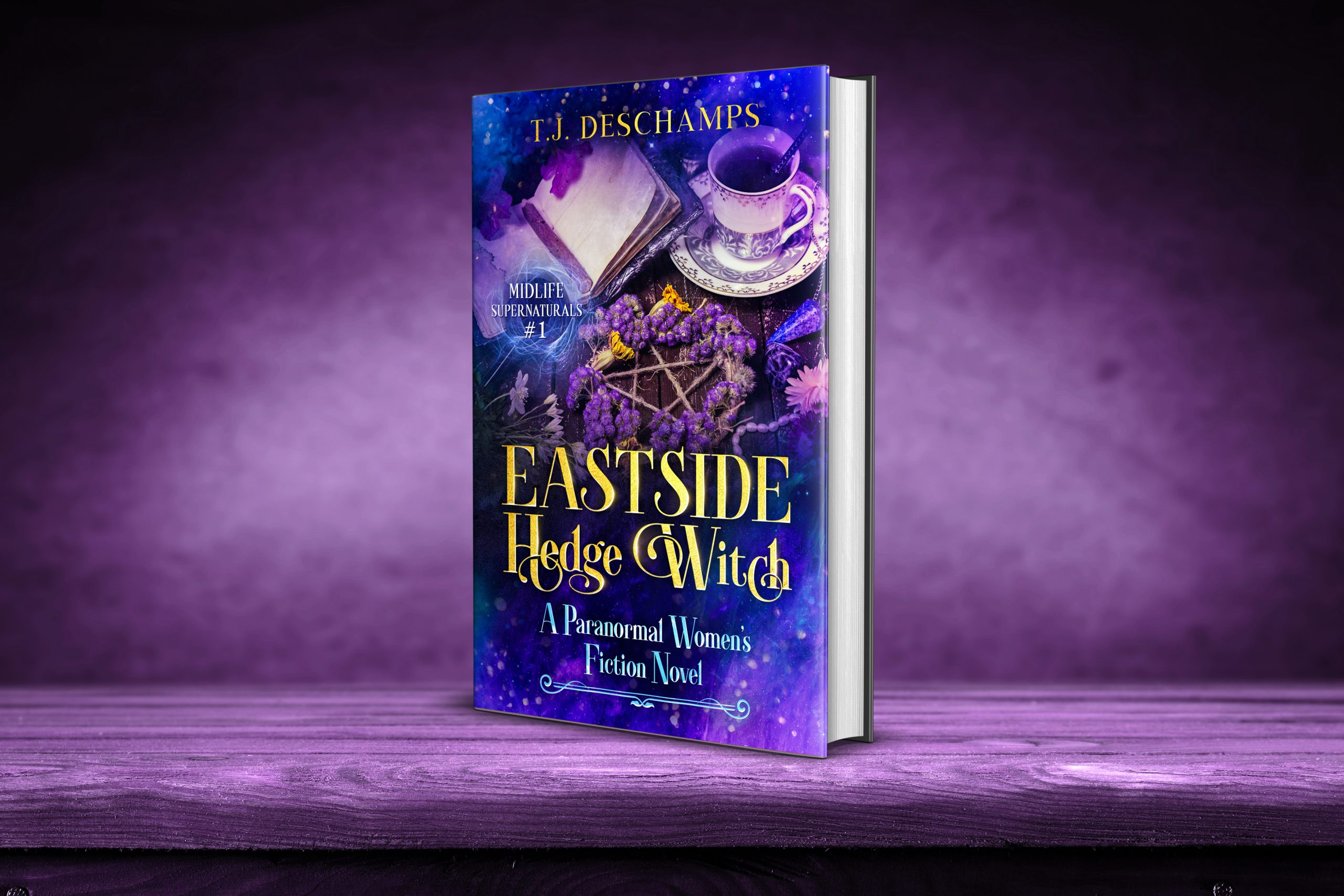 Eastside Hedge Witch: A Full Excerpt From Chapter One